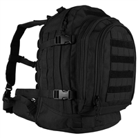 Fox Outdoor Black Tactical Duty Pack 56-561
