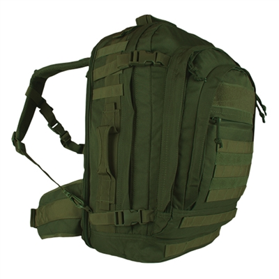 Fox Outdoor 56-580 OD Jumbo Modular Field Pack