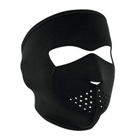Zanheadgear Black Face Mask - WNFMO114