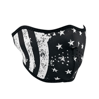 Zanheadgear Black And White Flag - WNFM091H
