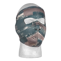 Zanheadgear Dark Brushed Camo - WNFM125