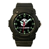 Frontier Watches US Marines Black Analog Watch - 24A