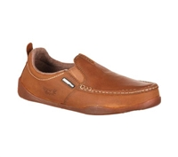 Georgia Boots Cedar Falls Moc-toe Slip-on - G050