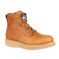 Georgia Boots Wedge Steel Toe Work Boots