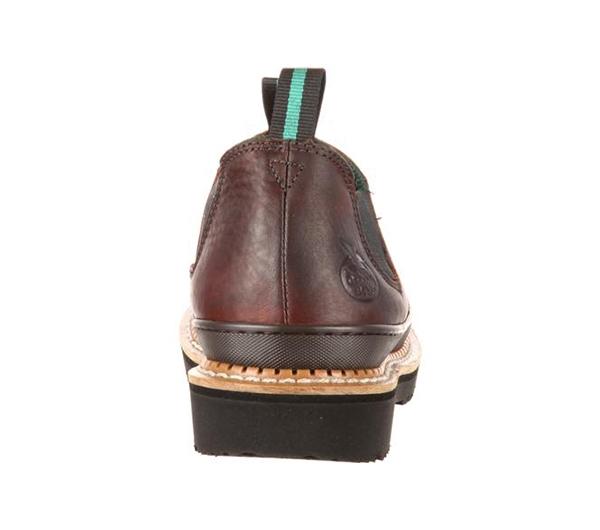 4a24a2605c91 Georgia Boots Giant Romeo Steel Toe Work Shoes - GS262