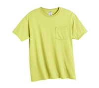 Jerzees Heavyweight Pocket T-Shirt - 29MPR