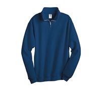 Jerzees Nublend Quarter-Zip Sweatshirt - 995MR
