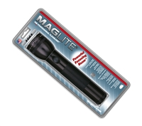 Maglite Black D-Cell Maglite Flashlight 2-Cell D - 775