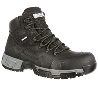 Michelin Boots 6-Inch HydroEdge Steel Toe Boot - XHY866