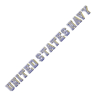 United States Navy Window Decal D42-N