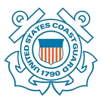 Mitchell Profit United States Coast Guard Decal D46-CG
