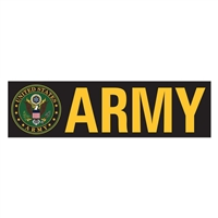US Army Bumper Sticker D71-A