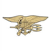 US Navy Seal Trident Decal D73-N