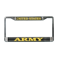 Mitchell Proffitt US ARMY License Plate Frame LFA01