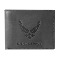 US Air Force Logo Embossed Wallet TW-25