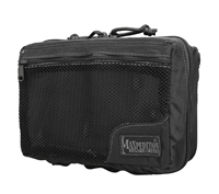 Maxpedition Black Individual First Aid Pouch - 0329B