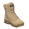 Original Swat Tan Classic Side Zip Boots - 115202