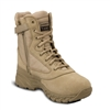 Original Swat Tan Chase Side Zip Boots - 131202