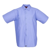 Pinnacle Short Sleeve Industrial Work Shirt S12