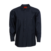 Pinnacle Long Sleeve Industrial Work Shirt S10