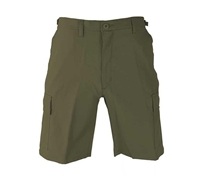 Propper Olive Poly Cotton Ripstop BDU Shorts - F526138330