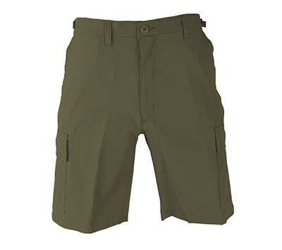 Propper Olive Casual Short with Zipper Fly - F526155330