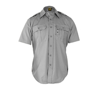Propper Grey Short Sleeve Tactical Dress Shirts - F530138020