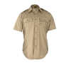 Propper Khaki Short Sleeve Tactical Dress Shirts - F530138250