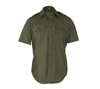 Propper Olive Short Sleeve Tactical Dress Shirts - F530138330
