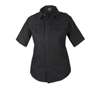 Propper Womens Black Short Sleeve Tactical Shirts - F530450001