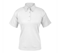 Propper Womens White ICE Short Sleeve Polos - F532772100