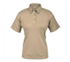 Propper Womens Tan ICE Short Sleeve Polos - F532772226
