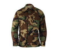 Propper Woodland Camo Cotton Ripstop BDU Coats - F545455320
