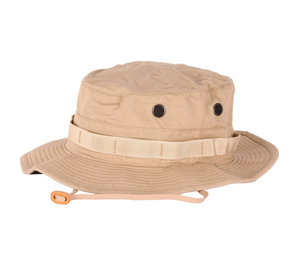 Propper Khaki Cotton Ripstop Boonie Hats - F550155250 51bf39ab71cf