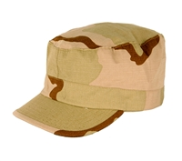 Propper 3 Color Desert Cotton Ripstop BDU Patrol Caps - F550555273