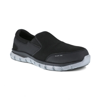 Reebok Sublite Slip-On Alloy Toe Shoe - RB4037