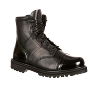Rocky Boots 7-Inch Paraboot With Side Zipper Work Boot - 2091