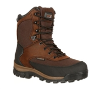 Rocky Boots 8 Inch Brown Core Boots - 4753