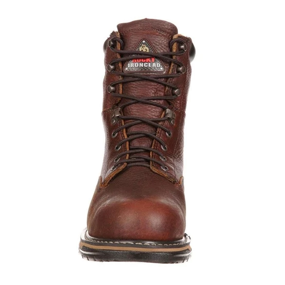 aa31d57fdd9 Rocky Boots 6-Inch IronClad Work Boot 5693