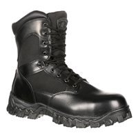 Rocky Boots Zipper Composite Toe Duty Boots - 6173