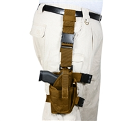 Rothco Deluxe Adjustable Drop Leg Holster - 10753