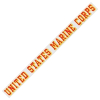 United States Marines Window Decal D20-M