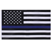 Rothco Deluxe Thin Blue Line Flag 1561