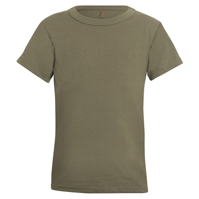 Rothco Kids Coyote Brown T-Shirt 1629