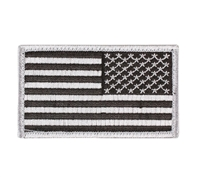 Rothco Reverse US Flag Patch - 16666