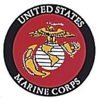 Rothco US Marine Corps Decal - 1688