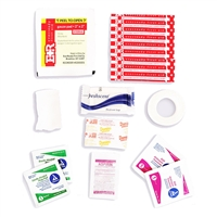 Rothco Military Zipper First Aid Kit Contents 1707