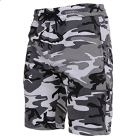 Rothco Camo Sweat Shorts 1720