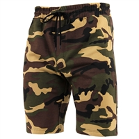 Rothco Camo Sweat Shorts 1735