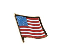 Rothco American Lapel Flag Pin - 1776